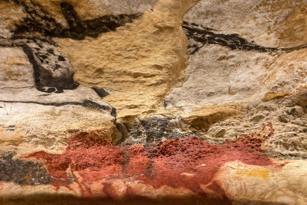 Lascaux wall paintings