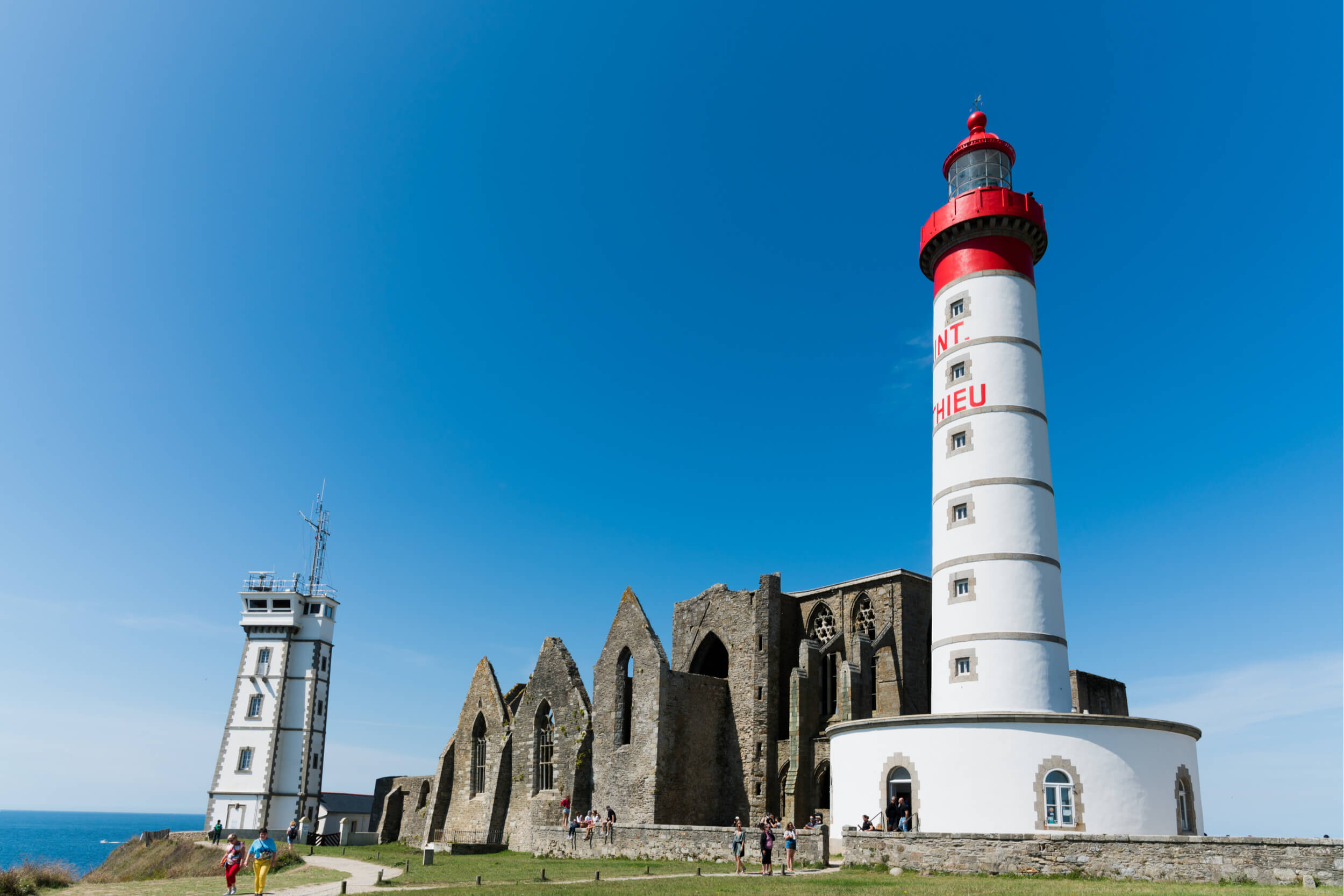Abers & lighthouses
