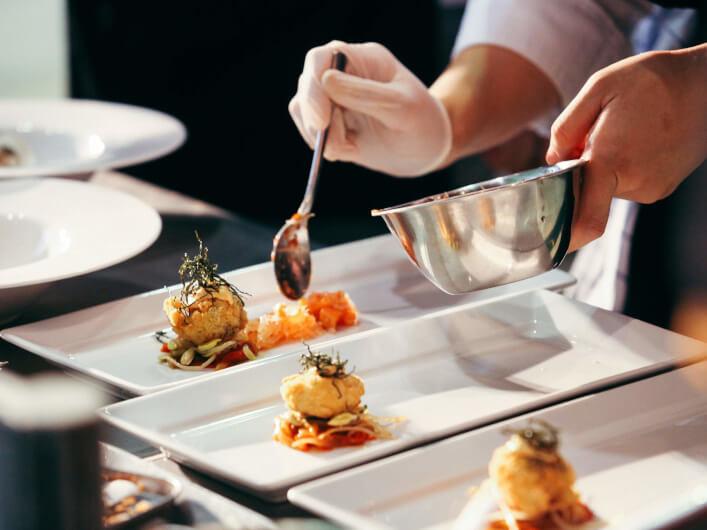 Label - Gastronomy